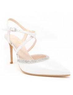 zapato novia tacon