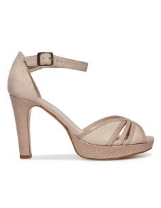 sandalias con pulsera al tobillo