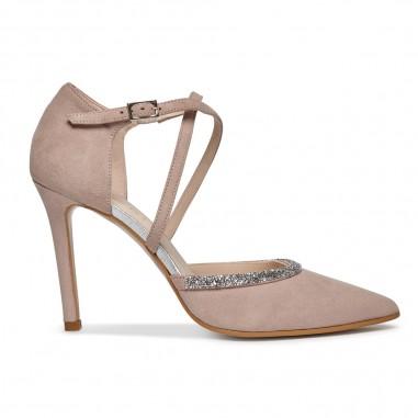 zapatos rosas lodi
