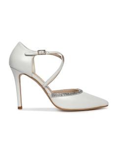 zapatos tacones de novia