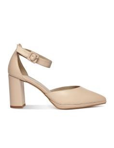 zapatos de fiesta horma ancha mujer