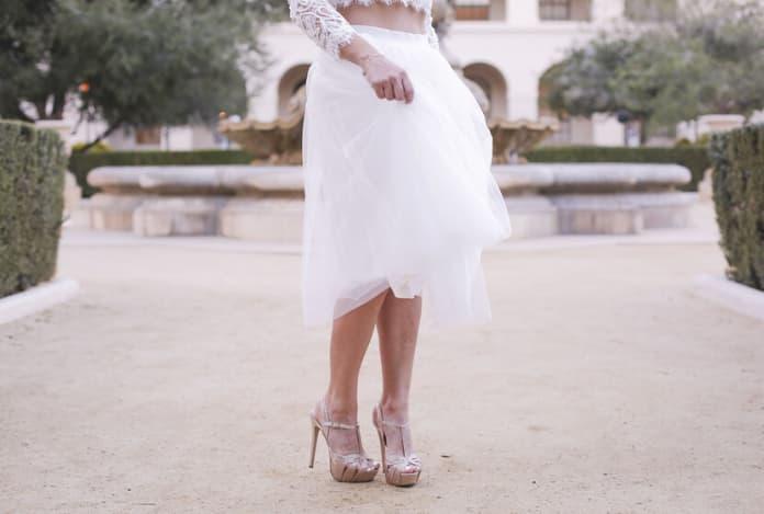 comprar zapatos de novia