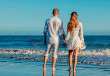 Zapatos perfectos para casarte en la playa