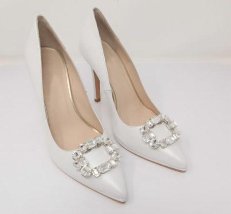 adornos para zapatos de novia