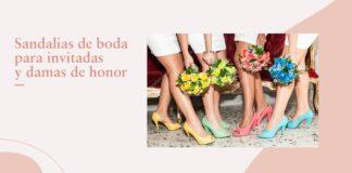 sandalias de boda para invitadas