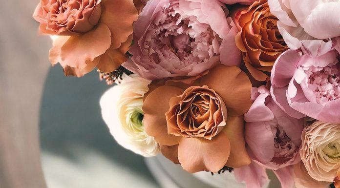 Flores para una boda en otoño