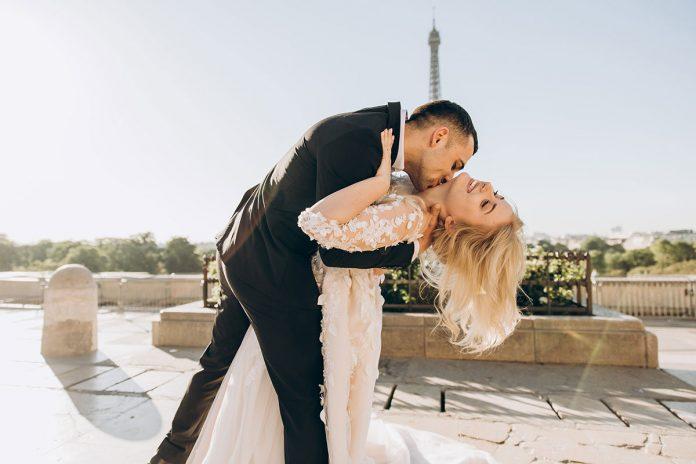 Lugares originales para las fotos de boda