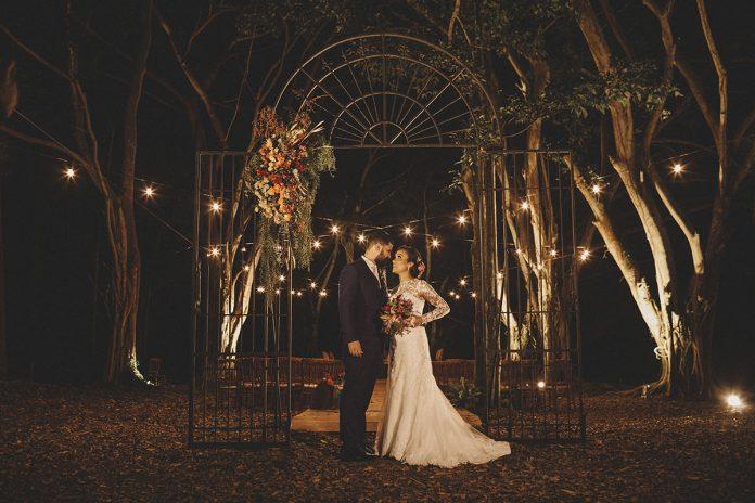 Iluminar correctamente tu boda