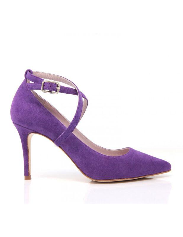 zapatos novia tiras