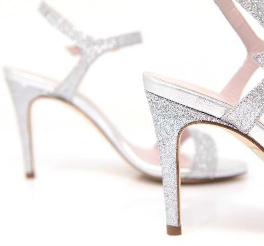 zapato de tacon de aguja