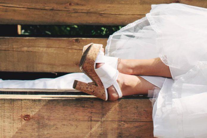 Disfrutar de tus zapatos después de la boda
