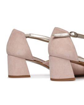 zapatos de mujer tacón ancho