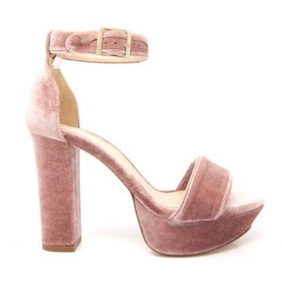 zapatos originales terciopelo